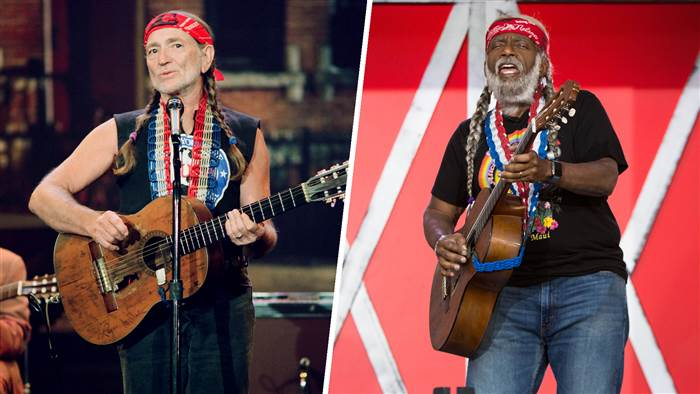 See How The TODAY Anchors Matched Up To Country Music Legends For