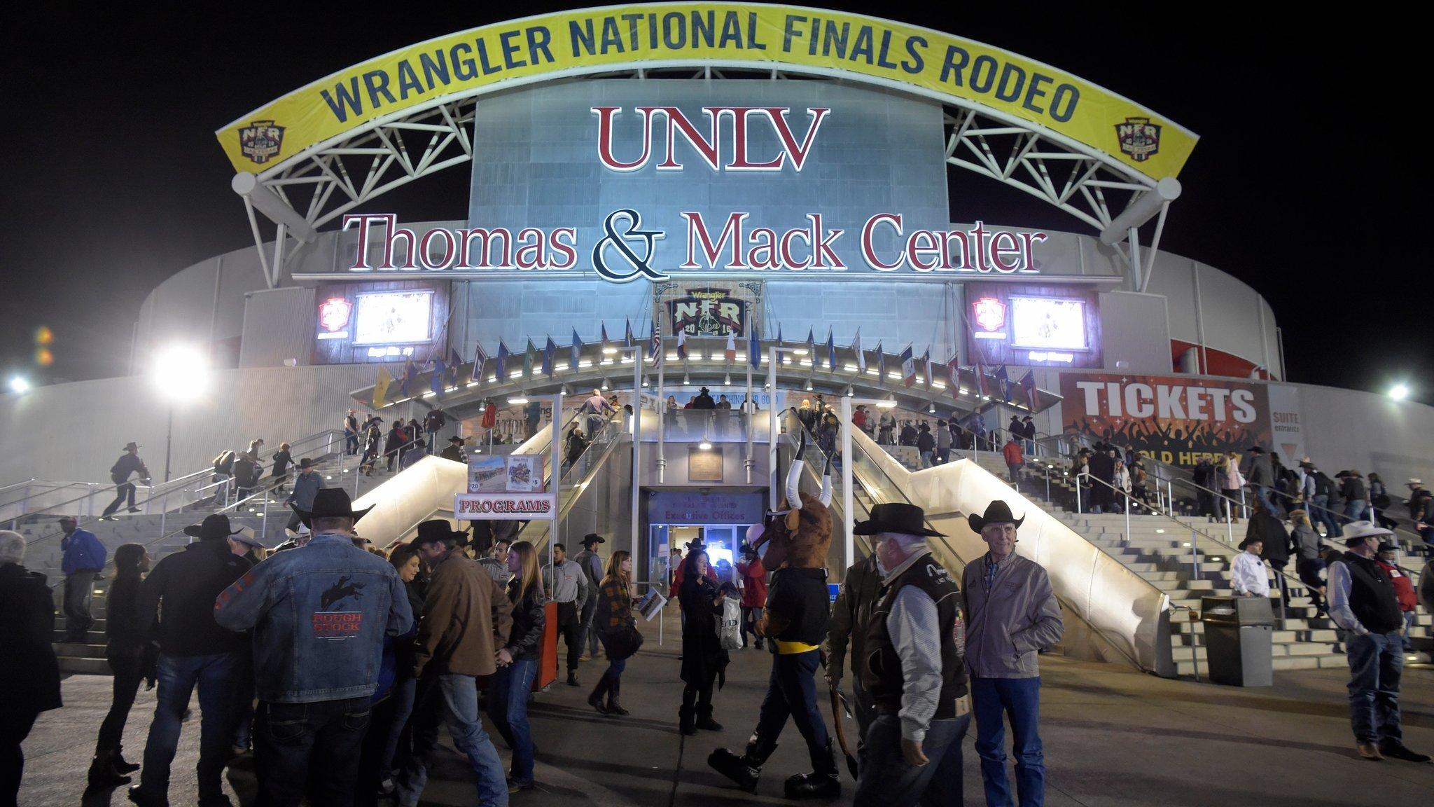 national finals rodeo - Country Christmas Las Vegas