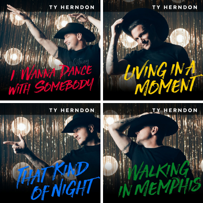 Ty Herndon Dance With Somebody